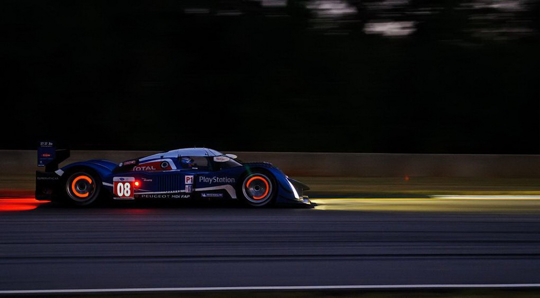 Peugeot 908 HDi FAP is the most powerful car in endurance racing history